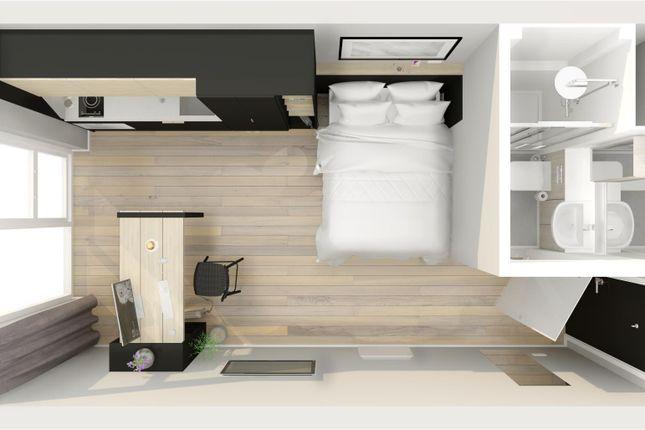 Thumbnail Room to rent in Cross Belgrave Street, Leeds, West Yorkshire