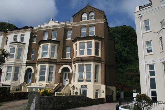 Thumbnail Flat to rent in Marine Parade, Dawlish