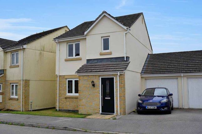 Thumbnail Link-detached house for sale in Hellis Wartha, Helston
