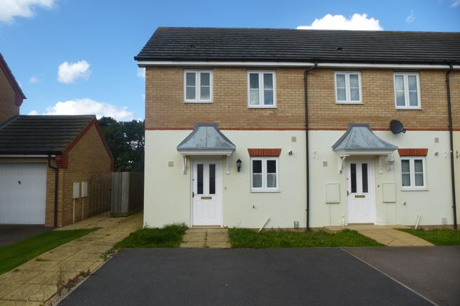 Thumbnail Terraced house to rent in St. Bedes Drive, Boston