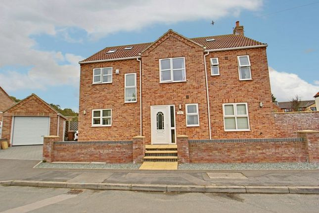 Thumbnail Detached house for sale in Station Road, Keyingham, Hull