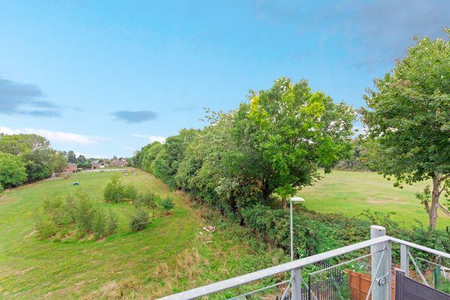 Balcony View of Croyland Road, Wellingborough NN8