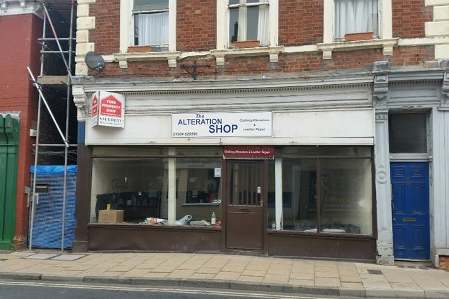 Thumbnail Retail premises to let in Walmgate, York City Centre