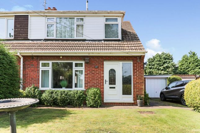 Thumbnail Semi-detached house for sale in Rookery Road, Healing Grimsby