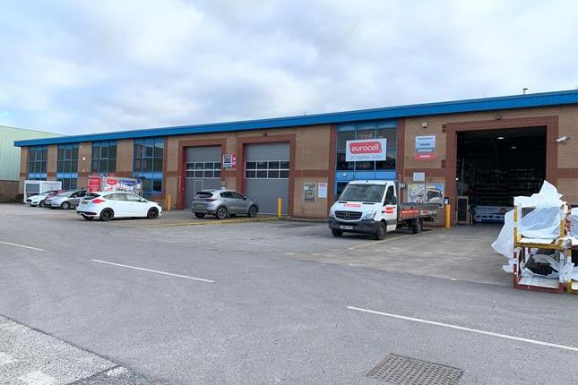 Thumbnail Light industrial to let in Eastgate Park, Queensway Industrial Estate, Scunthorpe, North Lincolnshire
