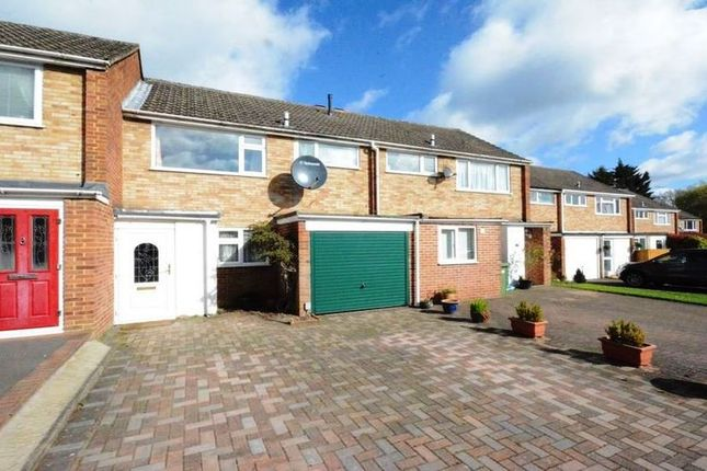 Thumbnail Terraced house to rent in Goodways Drive, Bracknell