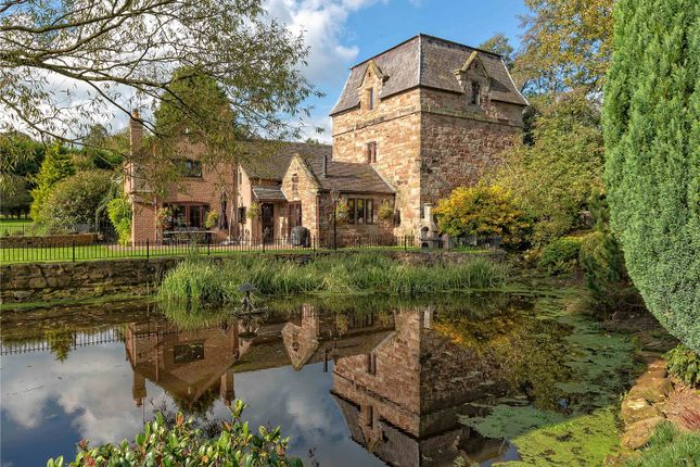Thumbnail Property for sale in Hill Chorlton, Newcastle, Staffordshire