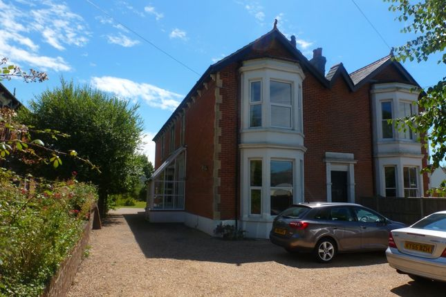 Thumbnail Semi-detached house to rent in New Brighton Road, Emsworth