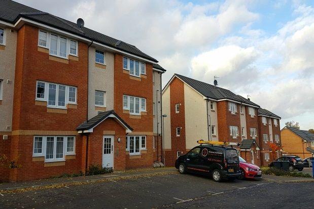 Thumbnail Flat to rent in Cooper Crescent, Ferniegair, Hamilton
