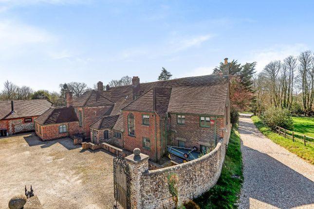 Thumbnail Detached house for sale in Woodmancote Farm House, Woodmancote