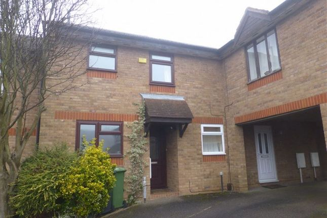 Thumbnail Terraced house to rent in Liza Court, Rugby, Warks