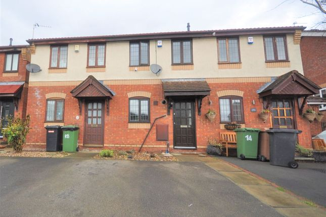 2 bed terraced house for sale in Maplewood Grove, Prenton CH43