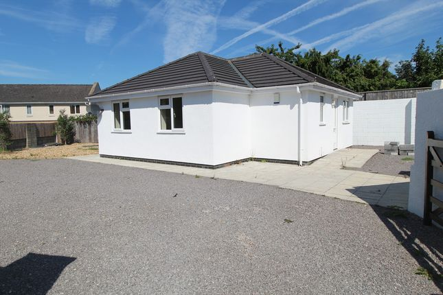 Thumbnail Detached bungalow to rent in Fanshawe Road, Hengrove, Bristol