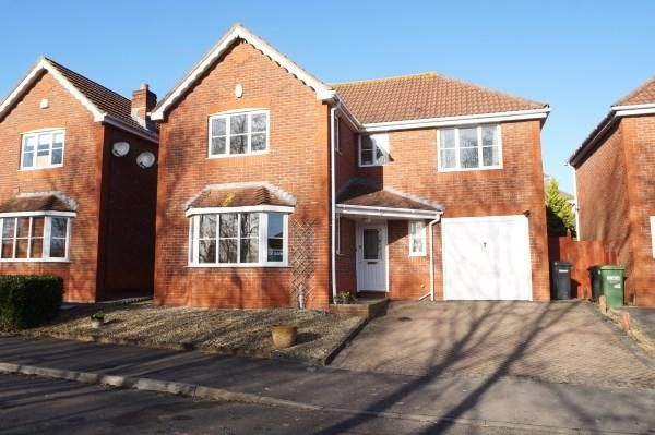 Thumbnail Property for sale in Quarry Way, Emersons Green, Badminton Park, Bristol