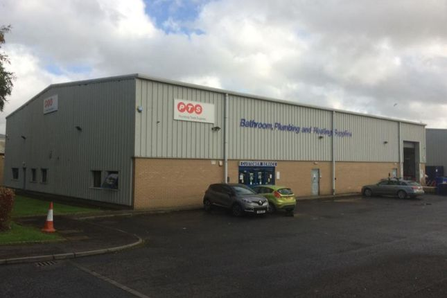 Thumbnail Industrial to let in Unit 1, 16 Munro Road, Stirling