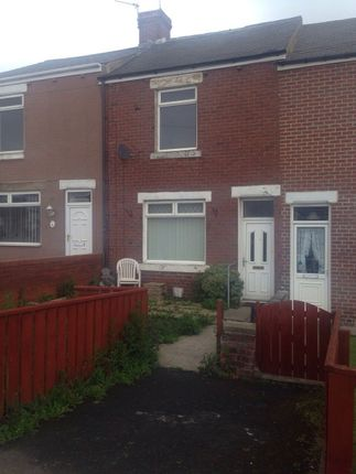 Thumbnail Terraced house to rent in Garden Terrace, Stanley