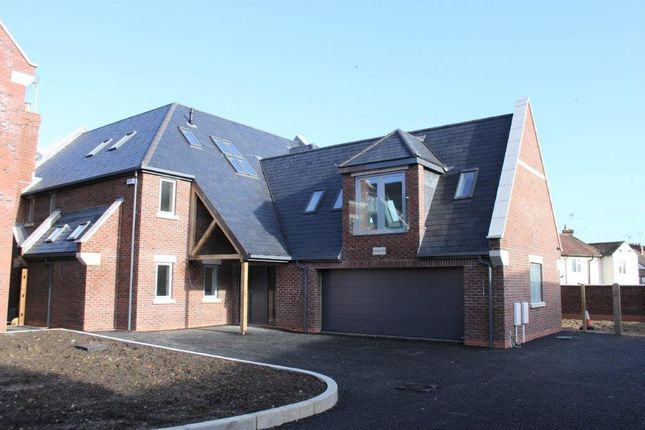 Thumbnail Detached house for sale in Hazelwood Road, Duffield, Belper, Derbyshire