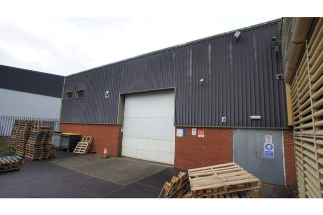 Thumbnail Light industrial to let in Unit 18 Hargreaves Road, Swindon