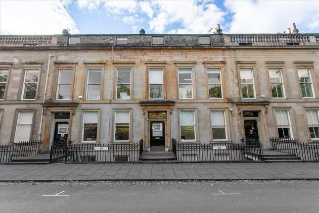 Thumbnail Office to let in Woodside Place, Glasgow