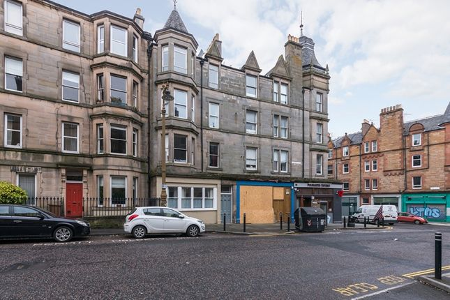 Thumbnail Flat for sale in Polwarth Crescent, Edinburgh