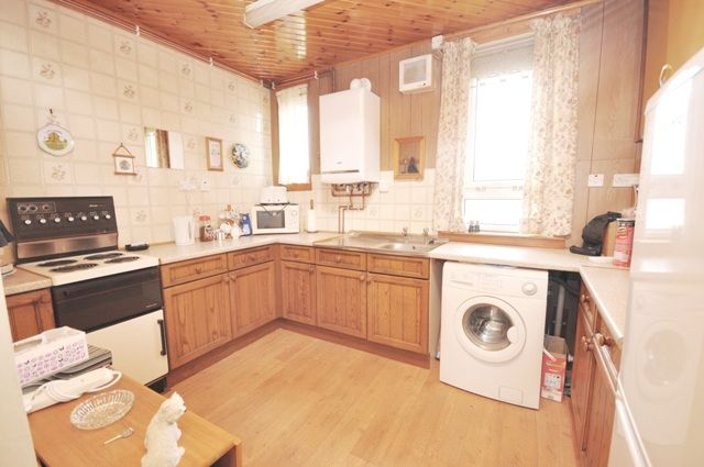 Kitchen of 46 Mount Vernon Road, Stranraer DG9