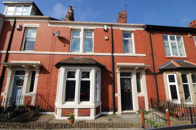 Thumbnail Terraced house for sale in Ilford Road, Newcastle Upon Tyne