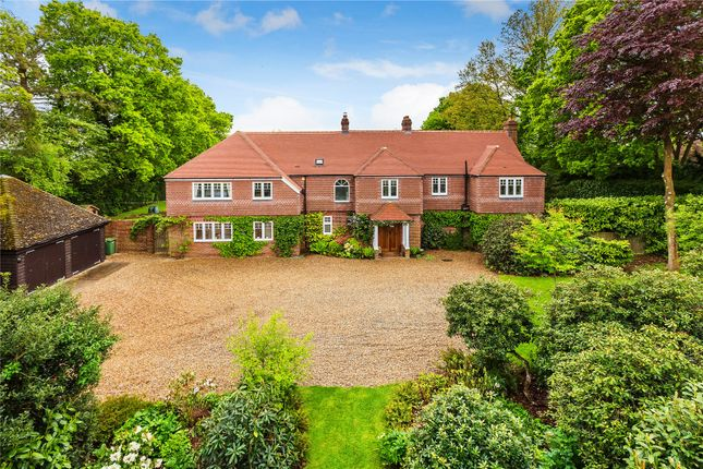 Thumbnail Detached house for sale in Horns Road, Hawkhurst, Cranbrook, Kent