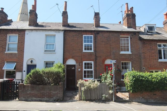 Thumbnail Terraced house to rent in St Johns Street, Reading