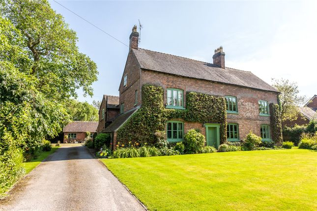 Thumbnail Detached house for sale in Eastern Road, Nantwich, Cheshire