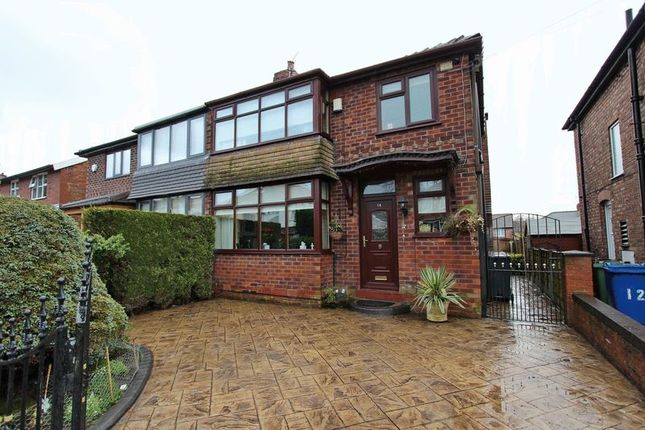 3 bed semi-detached house for sale in Newlands Drive, Prestwich, Manchester