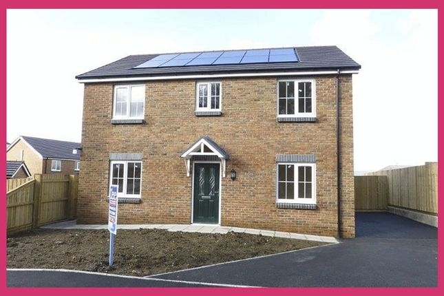 Thumbnail Detached house for sale in Plot 4, Colonel Road, Ammanford - Ref #00003102