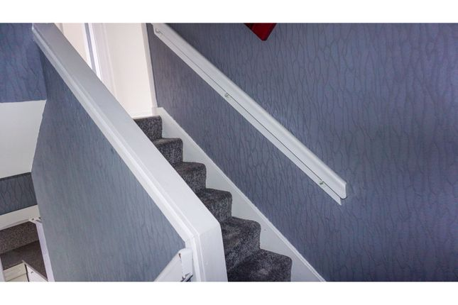 Staircase of Balnagask Road, Aberdeen AB11