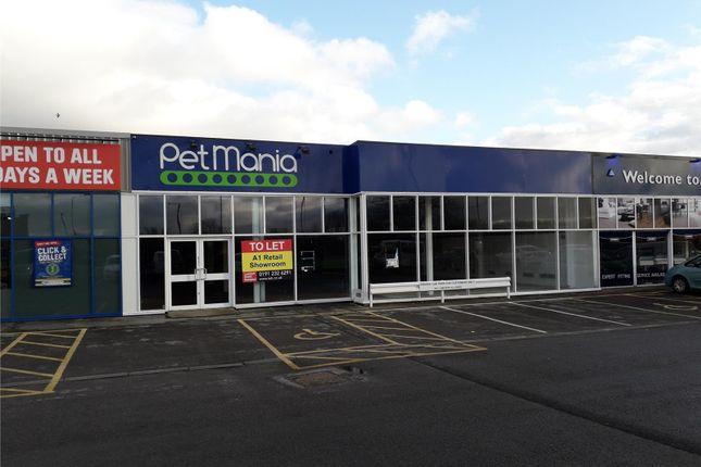 Thumbnail Retail premises to let in Unit 3, Roadside Retail Park, Middlesbrough, North Yorkshire