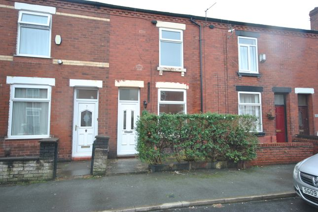 Terraced house in  Unicorn Street  Eccles Manchester  Manchester