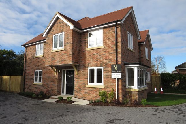 Thumbnail Detached house for sale in Church Road, Warsash, Southampton