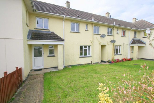 Thumbnail Terraced house for sale in Roberts Road, Plymouth