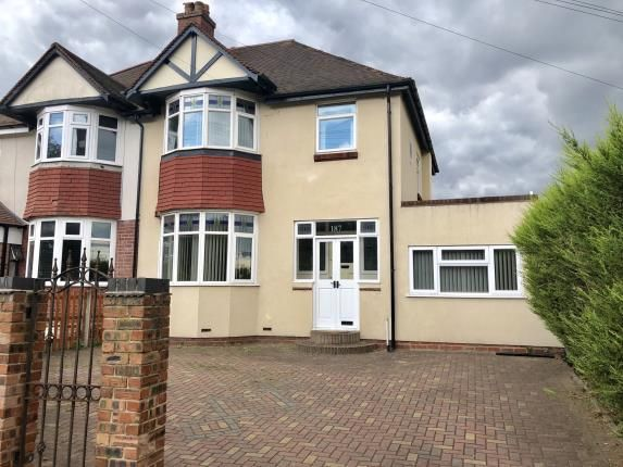 Thumbnail Semi-detached house for sale in Wolverhampton Road, Oldbury, Birmingham, West Midlands