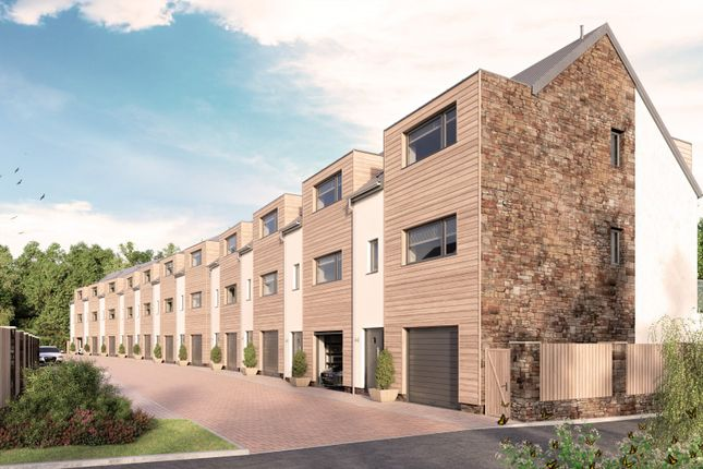 Thumbnail Terraced house for sale in Stowford Mill, Ivybridge
