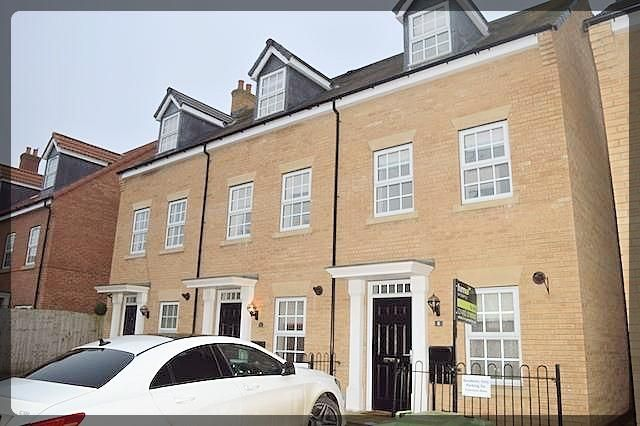 Thumbnail End terrace house to rent in Harrison Mews, Beverley, Beverley