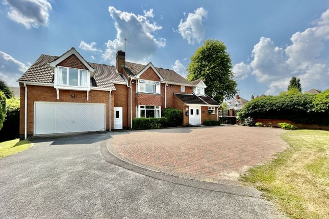 Thumbnail Detached house for sale in The Spinney, Mancetter, Atherstone