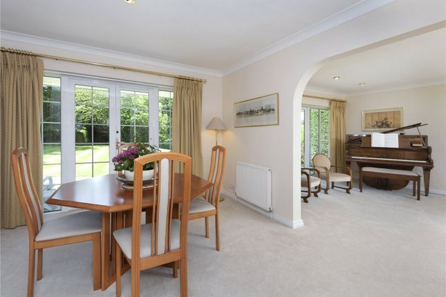 Dining Room of Grassy Lane, Sevenoaks, Kent TN13