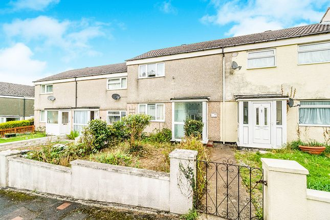 Thumbnail Terraced house for sale in Coppice Gardens, Crownhill, Plymouth
