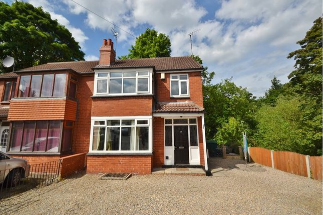 Thumbnail Semi-detached house to rent in Newton Park View, Leeds