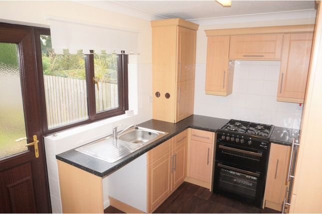 Thumbnail Terraced house for sale in Holman Way, Ivybridge