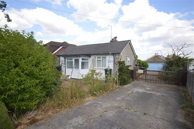 Thumbnail Detached bungalow for sale in Magpie Hall Road, Stubbs Cross, Ashford