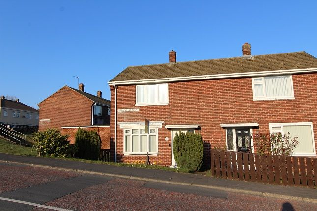Thumbnail Semi-detached house for sale in 28 Medway Gardens, South Moor, Stanley Co Durham