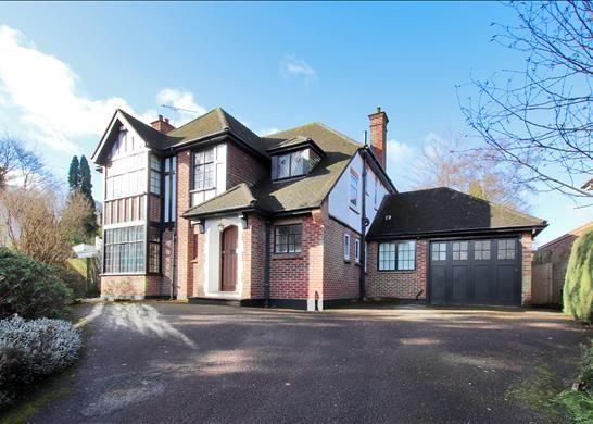 Thumbnail Town house for sale in Oakhill Road, Sevenoaks, Kent