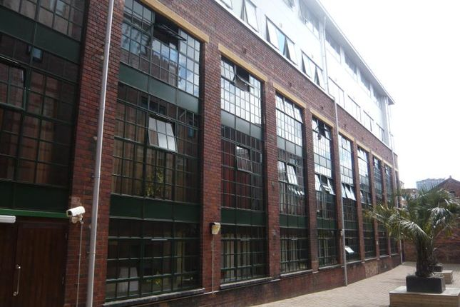 Thumbnail Flat to rent in Mary Ann Street, Birmingham