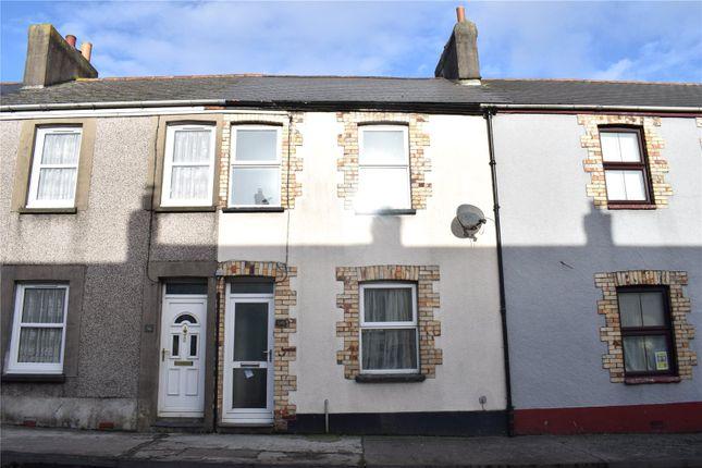 Thumbnail Terraced house for sale in Calf Street, Torrington