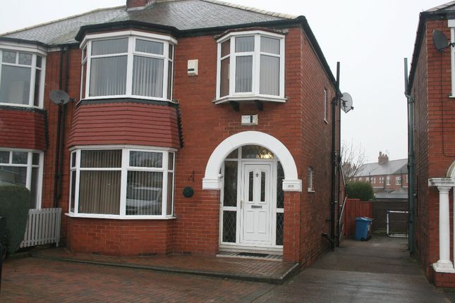 Thumbnail Semi-detached house to rent in Cottingham Road, Hull